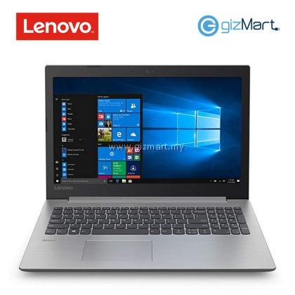 "LENOVO Ideapad 330-15IKB 81DC00DFMJ 15.6"" Laptop-Grey (i3-7130U, 4GB, 1TB, Mx130, Win10)"