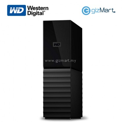 WESTERN DIGITAL 4TB My Book Usb3.0 Desktop External Storage