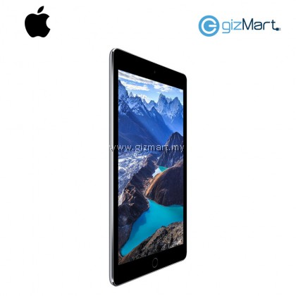 APPLE iPad Air-2 Wi-Fi+Cellular 16GB Tablet-Space Gray
