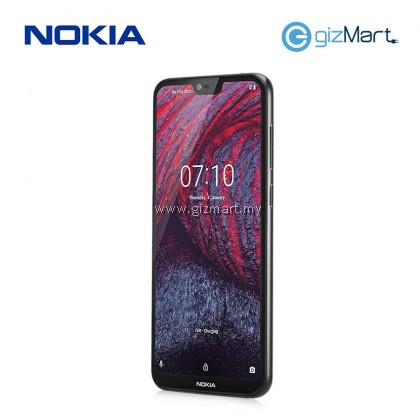 "NOKIA 6.1 Plus Smartphone-Black (SDM636, 4GB, 64GB, 16MP, 5.8"")"
