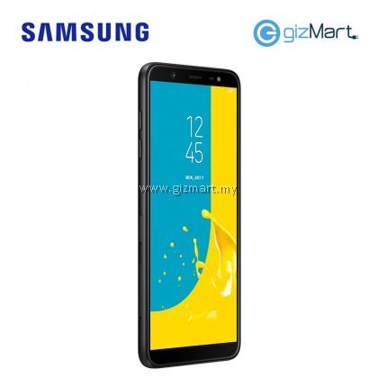 "SAMSUNG Galaxy J8 Smartphone-Black (OctaCore-1.8Ghz, 3GB, 32GB, 16MP, 6"", LTE)"