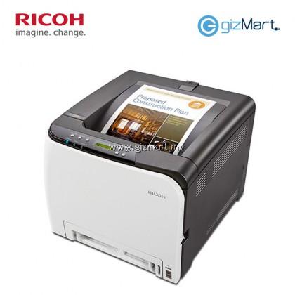 RICOH SP C250DN Colour Laser Printer