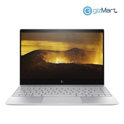 "HP Envy 13-AD145TU 13.3"" Laptop-Silver (i7-8550U, 8GB, 256GB, Win10) + FREE HP Mouse"