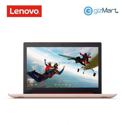 "LENOVO Ideapad 320s-14IKBR 81BN0072MJ 14"" Laptop-Red (i5-8250U, 4GB, 1TB, MX110, Win10)"
