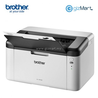 Brother HL-1210W Monochrome Wireless Single Function Laser Printer