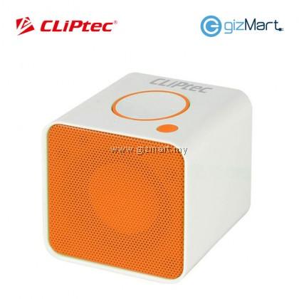 CLIPTEC Bluetooth TF Speaker-Orange