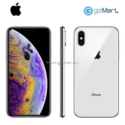 APPLE iPhone XS Max 512GB Smartphone-Silver