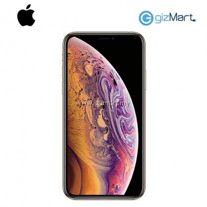 APPLE iPhone XS Max 512GB Smartphone-Gold