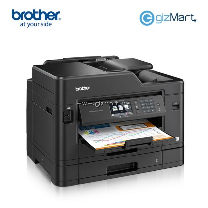 BROTHER MFC-J2730DW A3 Wireless Multi-function Inkjet Colour Printer