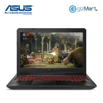 """ASUS TUF Gaming FX505G-EES241T 15.6"""" Gaming Laptop-Gun Metal (i7-8750H, 8GB, 1TB+128GB, Gtx1050Ti, Win10) + FREE Mouse Mat"""