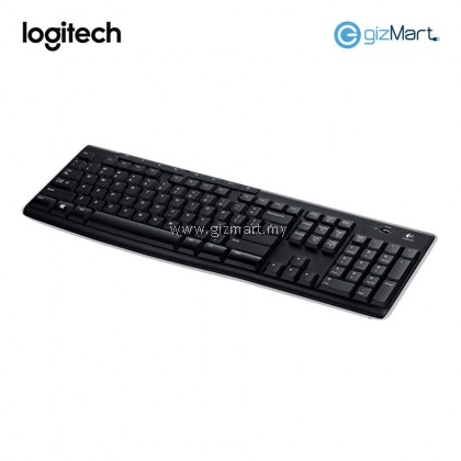 Logitech K270 Wireless Keyboard (920-003057)