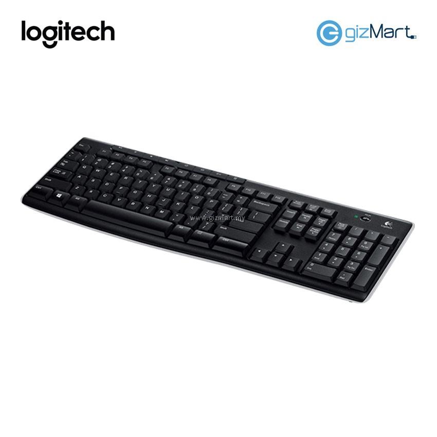 Logitech K270 Wireless Keyboard (920-003057) | gizMart my