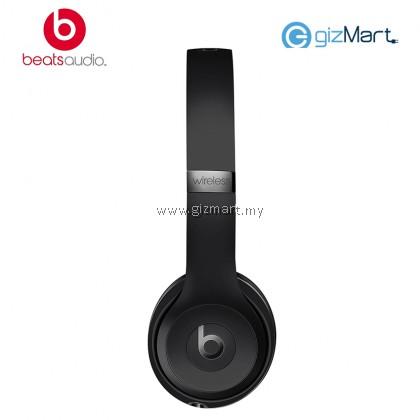 BEATS Solo 3 On-Ear Wireless Headphone-Black