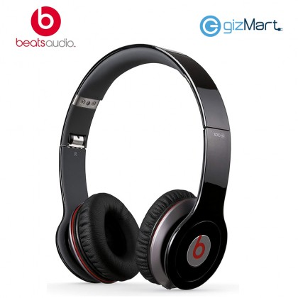 BEATS Solo HD Headphones-Black