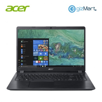 "ACER Aspire 5 A515-52G-79PA 15.6"" Laptop-Obsidian Black (i7-8565U, 4GB, 1TB+128GB, Mx150, Win10)"