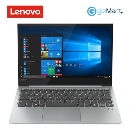 "LENOVO Yoga S730-13IWL 13.3"" Laptop-Silver (i7-8565U, 16GB, 512GB, Win10)"