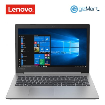 "LENOVO Ideapad 330-151KBR 15.6"" Laptop-Platinum Grey (i7-8550U, 4GB, 1TB, Mx150, Win10)"