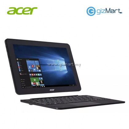 "ACER One 10 S1003-18GV 10.1"" Touchscreen Laptop-Black (Z8300, 4GB, 64GB, Win10)"