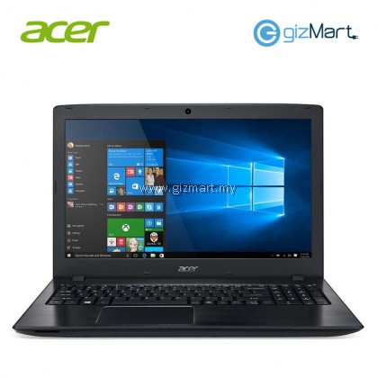 "ACER Aspire E14 E5-476-31EJ 14"" Laptop-Grey (i3-8130U, 4GB, 1TB, Win10)"