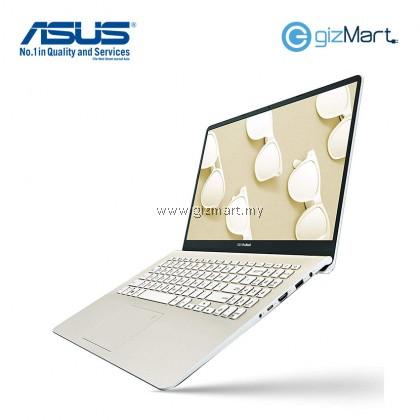 """ASUS Vivobook S15 S530F-NBQ272T 15.6"""" Laptop-Gold (i5-8265U, 4GB, 1TB+128GB, Mx150, Win10)"""