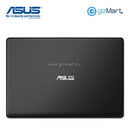 "ASUS Vivobook S15 S530F-NBQ280T 15.6"" Laptop-Black (i7-8565U, 4GB, 1TB+256GB, Mx150, Win10)"