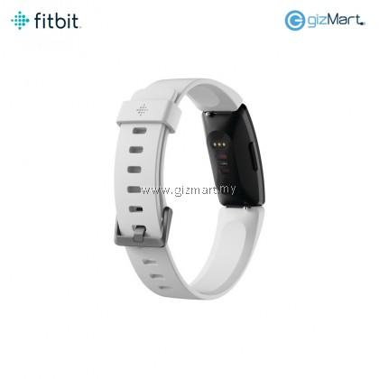Fitbit Inspire HR Fitness Tracker (White/Black)