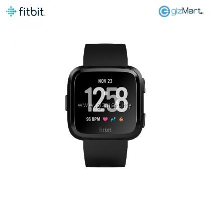 Fitbit Versa Smartwatch (Black)