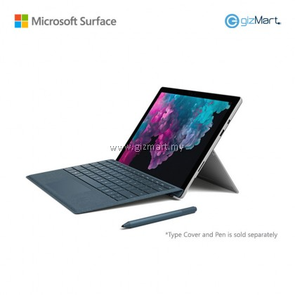 [NEW] Microsoft Surface Pro 6 i5 / 128GB - 8GB RAM + Black Type Cover + Office 365 Home