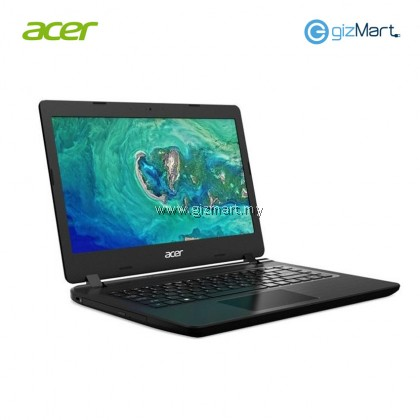 "Acer Aspire 5 A514-51G-55E7 14"" Laptop Black (i5-8265U/4GB/256GB SSD/MX130 2GB/Win 10)"