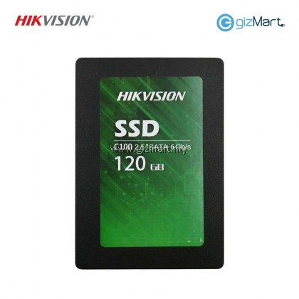HIKVISION C100 Series 120G Solid State Drive