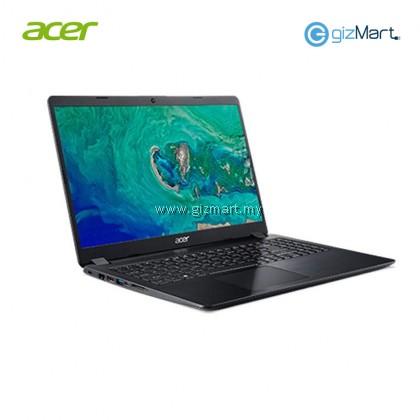 Acer Aspire A515-52G-58R8 Notebook Black (15.6inch/Intel I5/4GB/1TB HDD/MX150 2GB) + Bitdefender Internet Security
