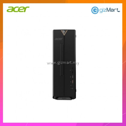 Acer Aspire AXC885-8400W10D Desktop PC (I5-8400, 4GB, 1TB, GT1030 2GB, W10)