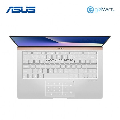 "Asus Zenbook 13.3"" FHD Royal Blue UX333F-NA4050T / Icicle Silver UX333F-NA4051T / Red UX333F-NA4162T Laptop (i5-8265U, 8GB, 512GB, MX150 2GB, W10)"