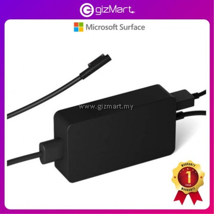 Microsoft Surface Power Supply/Adapter 102W for All Surface Pro, Surface Book and Surface Laptop (6NL-00004)