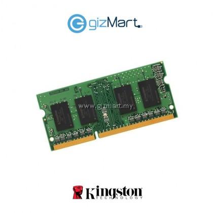 Kingston 8GB RAM DDR4 2666Mhz PC4 2666 SODIMM Laptop / Notebook RAM (KVR26S19S8/8)