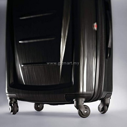 """Samsonite Winfield 2 Hardside 28"""" Luggage [100% Authentic Rejected Unit] (Not Expandable) Grey"""