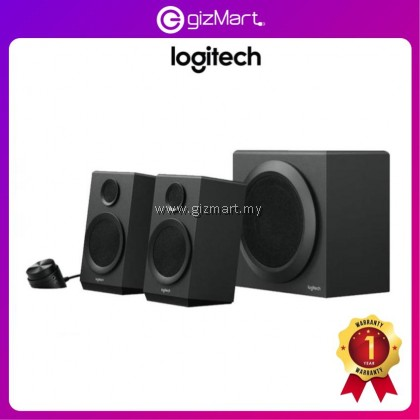 Logitech Z337 Bluetooth 2.1 PC Speakers with Subwoofer (980-001275)