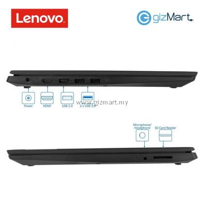 """LENOVO Ideapad S145-14IWL 81MU001VMJ 14"""" Laptop-Black (Intel C4205U, 4GB, 500GB, W10)"""