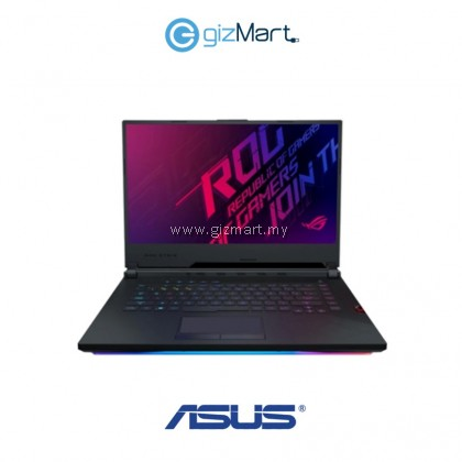 "Asus ROG Strix Scar III G531G-WAZ180T 15.6"" Laptop/ Notebook (i7-9750H, 512GB, NV RTX2070, W10H)"