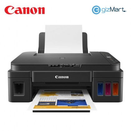 CANON Pixma G2010 Ink Efficient 3in1 A4 All-In-One Printer (Print, Scan, Copy)