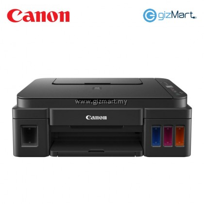 CANON Pixma G2010 Ink Efficient 3in1 A4 All-In-One Printer + FREE GIFT