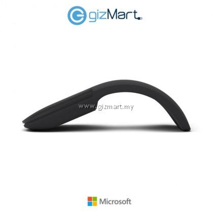 Microsoft Arc Mouse Bluetooth (Black ELG-00005 / Lilac ELG-00022 / Soft Pink ELG-00031 / Sage ELG-00044)
