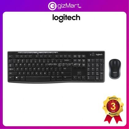 Logitech MK270R Wireless Combo Keyboard + Mouse (920-006314)
