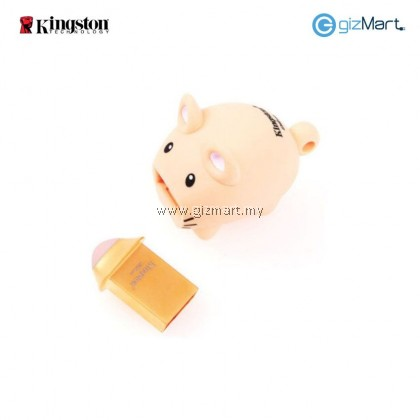 Kingston CNY2020 Limited Edition 32GB USB3.1 Mouse / Rat Zodiac Flash Drive / Pendrive (DTCNY20/32GB)