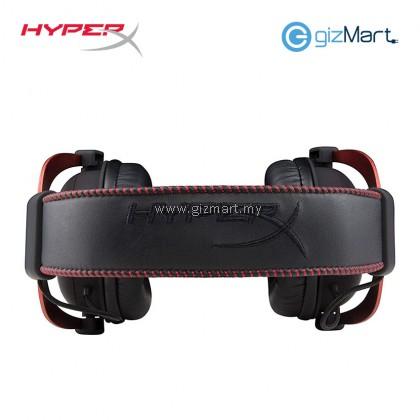 Kingston HyperX Cloud ll Gaming Headset for PC, Xbox One¹, PS4, Wii U - Gun Metal KHX-HSCP-GM / Red KHX-HSCP-RD
