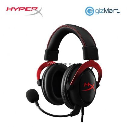 HYPERX Cloud II Pro Gaming Headset-Gun Metal/Red