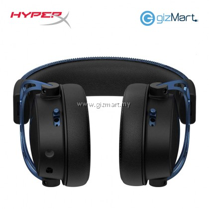 HYPERX Cloud Alpha S Gaming Headset-Blue