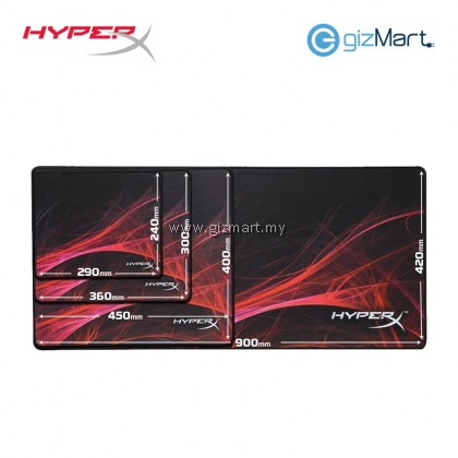HYPERX Fury S Pro Gaming Mouse Pad Speed Edition-Small