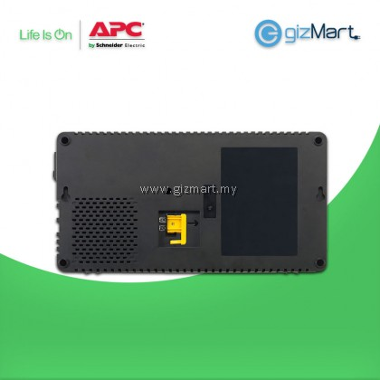 APC Back-UPS BV 650VA, Universal Outlet, 230V Battery Backup