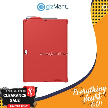 INCIPIO Feather (Hybrid) Case For Surface 3 - Red